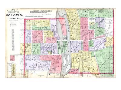 1892, Batavia City, Illinois, United States