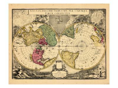 1695, World
