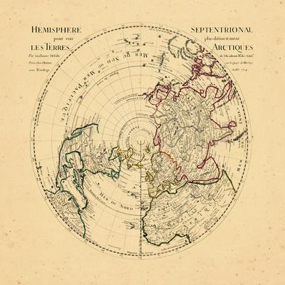 1714, World, Northern Hemisphere