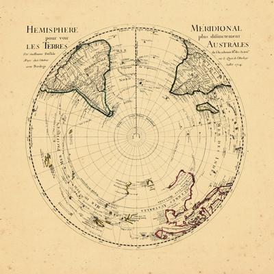 1714, World, Southern Hemisphere