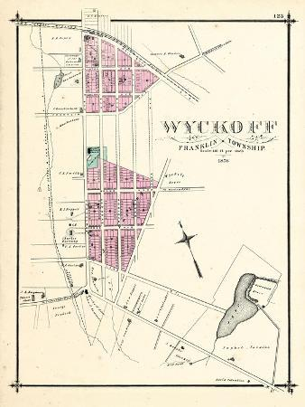 1876, Wyckoff, New Jersey, United States