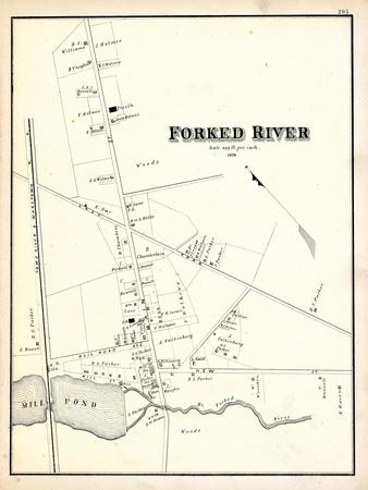 1878, Forked River, New Jersey, United States