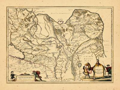1658, Russia, Mongolia