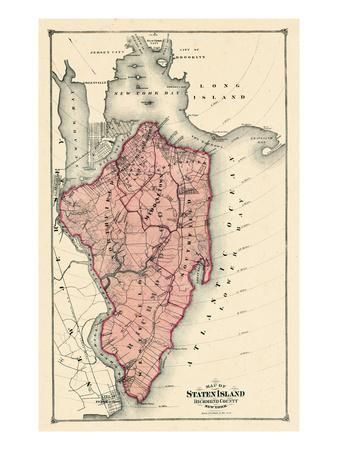 1874, Staten Island, New York, United States