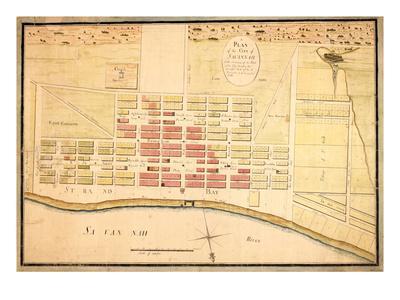 1796c, Savannah 1796, Georgia, United States