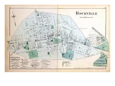 1879, Rockville, District of Columbia, United States