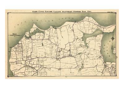 1914, Glen Cove, Locust Valley, Bayville, Oyster Bay, New York, United States