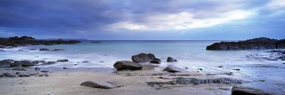 Rocks on the Beach, Stoke Beach, Newton Ferrers, South Devon, Devon, England