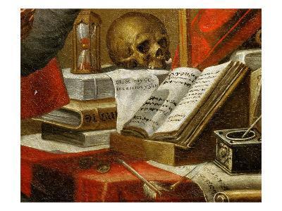 Manuscripts of Saint Jerome, Vulgata, Latin Bible, Detail
