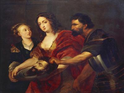 Salomé Receives the Head of John the Baptist, 17th Century