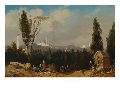 Turkish View, 1849