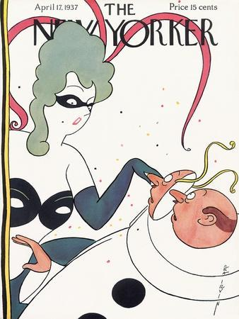 The New Yorker Cover - April 17, 1937