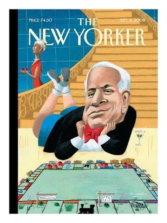 The New Yorker Cover - September 8, 2008