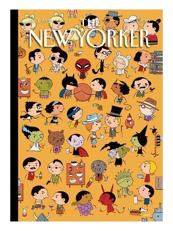 The New Yorker Cover - November 1, 2010