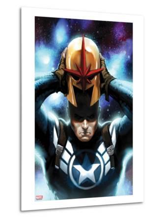 Secret Avengers No.4: Steve Rogers