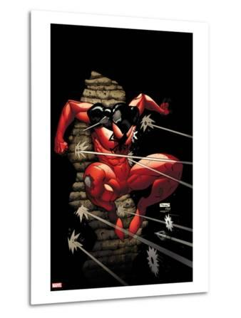 Scarlet Spider No.4: Scarlet Spider Jumping