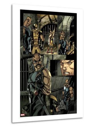 X-Men No.2: Blade Standing