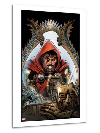 What If? Iron Man: Demon in an Armor No.1 Cover: Tony Stark Standing