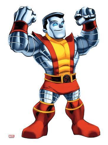 Marvel Super Hero Squad Colossus