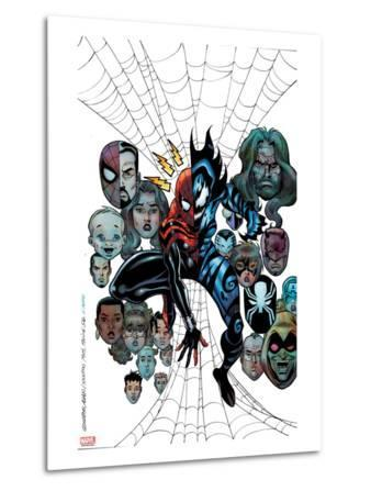 Spider-Girl: The End! No.1 Cover: Spider-Girl and Mayhem