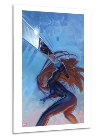 Shadowland: Daughters of the Shadow No.3 Cover: Colleen Wing Posing