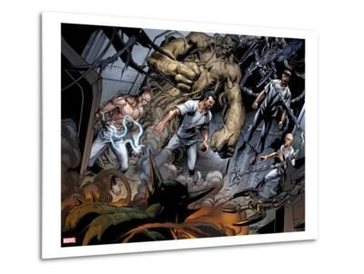 Ultimate Spider-Man No.156: Electro, Kraven the Hunter, Sandman, Vulture, and Doctor Octopus