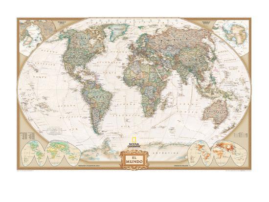 Spanish Executive World Map on print map of argentina, print map of massachusetts, print map of bulgaria, print map of africa, print map of florida, print map of united states, print blank world map, print map of india, print map of armenia, print map of seven continents, print map of europe, print map of london, print map of jamaica, print map of new zealand, print map of france, print map of central america, google maps of world, print map of ethiopia, print map of usa, print map of denmark,