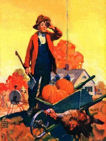 """""""Where's That Turkey?,""""November 1, 1927"""