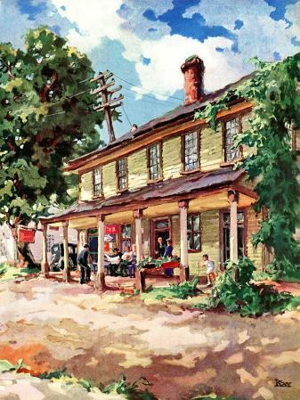 """""""Country Inn,""""September 1, 1939"""