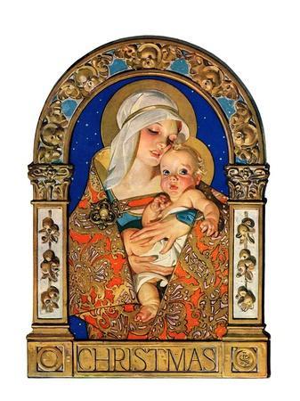 """Madonna and Child,""December 24, 1927"