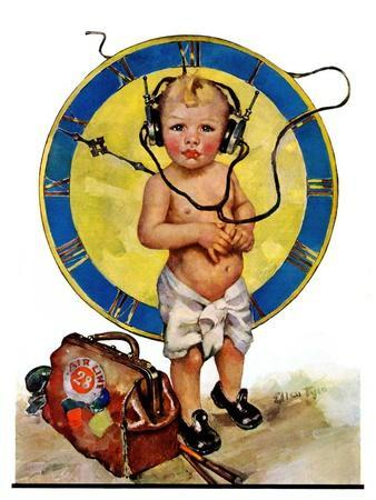 """Baby Pilot,""January 28, 1928"