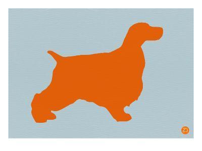 Springer Spaniel Orange