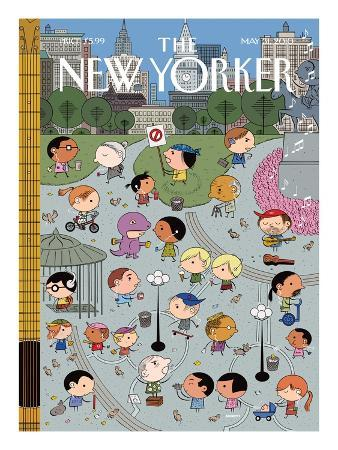 The New Yorker Cover - May 31, 2010