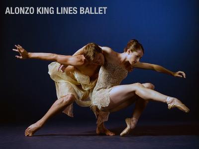 Alonzo King Lines Ballet Dancers: Laurel Keen, Brett Conway