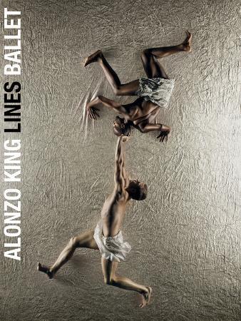 Alonzo King Lines Ballet Dancers: Keelan Whitmore, Brett Conway