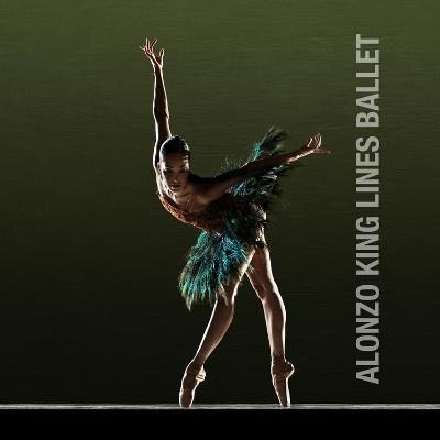 Alonzo King Lines Ballet Dancer: Caroline Rocher