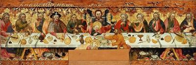 The Last Supper, from Santa Constança De Linya, Spain
