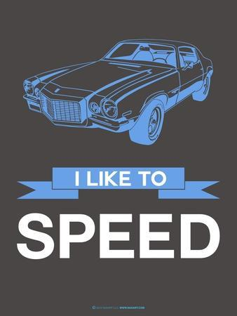 I Like to Speed 1