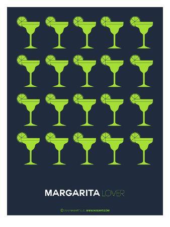 Yellow Margaritas Poster