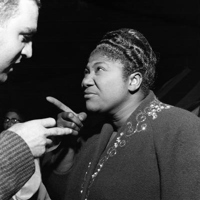 Mahalia Jackson - 1958