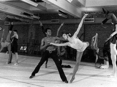 Arthur Mitchell, Virginia Johnson - 1978