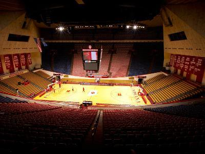 Assembly Hall: Home of the Indiana Hoosiers Basketball Teams