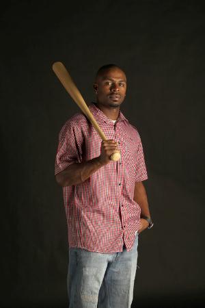 Michael Bourn No. 24 - Center Fielder for the Atlanta Braves