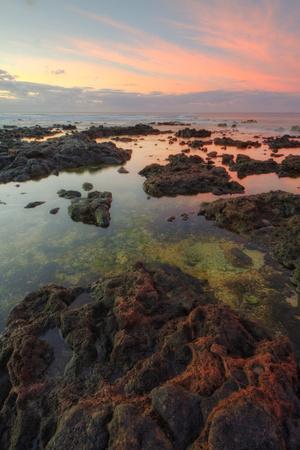 Sunrise Lava Pools at Poipu