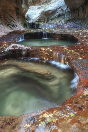 Subway Pools at Zion