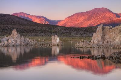 Morning Hills at Mono Lake, California