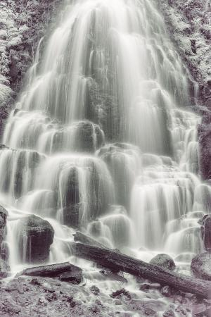 Fairytale Falls, Infrared