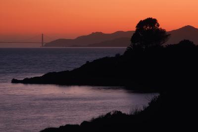 East Shore Sunset, San Francisco Bay