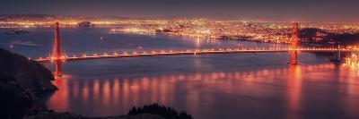 San Francisco Cityscape from the Marin Headlands