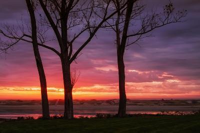 Sunrise at Ogunquit, Maine